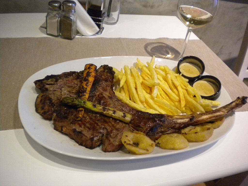 Tomahawk Steak 1250 gr