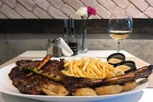 Tomahawk Steak 1250gr