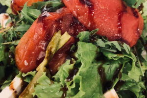 Salad with Sundried Tomatoes